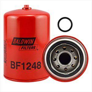 Baldwin BF1248 Fuel/Water Separator Spin-on with Drain - Komatsu PC300-6