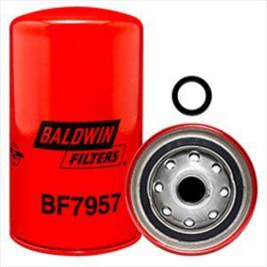 Baldwin BF7957 Fuel Spin-on Filter - Komatsu PC200-8