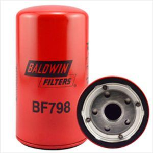 Baldwin BF798 Fuel Spin-on Filter - Hitachi EX200-5